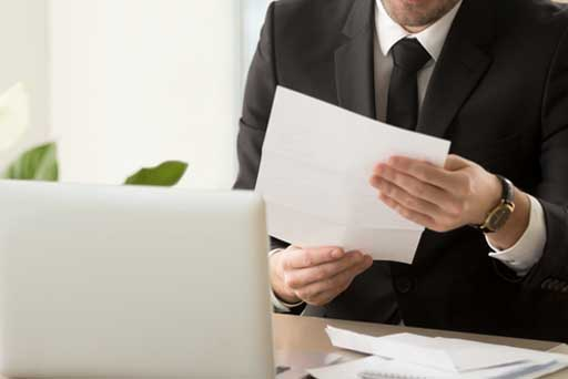 What to do if you have received an Accelerated Payment Notice (APN)?