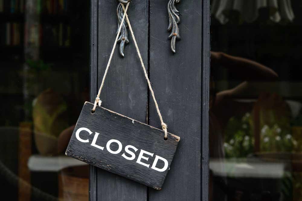 how do i close down my business