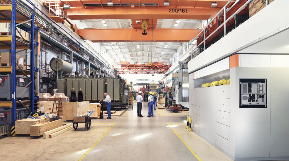 Manufacturing sector heading for