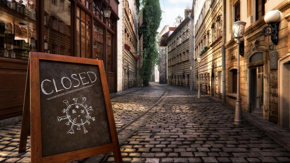 lockdown business impact